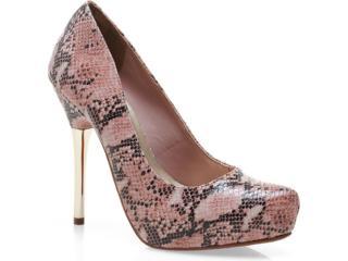 Sapato Feminino Via Marte 12-3301 Pele - Tamanho Médio