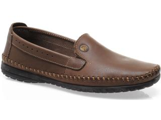 Sapato Masculino Free Way Belt 003 Sesamo - Tamanho Médio