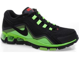 Tênis Masculino Nike 535919-003 Air Max tr 2k12 Preto/limão - Tamanho Médio