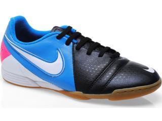 Tênis Masculino Nike 525177-014 Ctr360 Enganche Iii ic Preto/azul/pink - Tamanho Médio