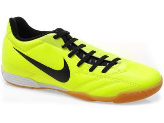 Tênis Masculino Nike 474136-700 Total 90 Exacto iv ic Amarelo Neon/preto - Tamanho Médio