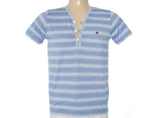 Camiseta Masculina Coca-cola Clothing 353203166 Azul - Tamanho Médio