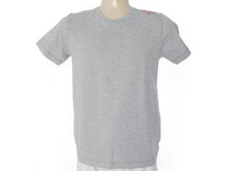Camiseta Masculina Coca-cola Clothing 353203206 Cinza - Tamanho Médio