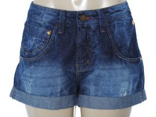Bermuda Feminina Coca-cola Clothing 43200258 Jeans - Tamanho Médio