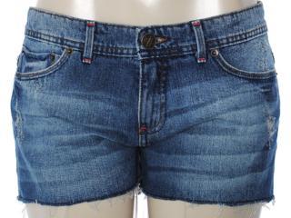 Short Feminino Index 03.01.0435 Jeans - Tamanho Médio