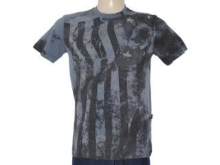 Camiseta Masculina Cavalera Clothing 01.01.5966 Chumbo - Tamanho Médio
