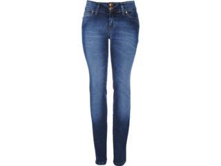 Calça Feminina Index 01.01.000460 Jeans - Tamanho Médio