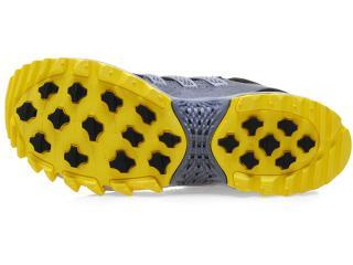 Tênis Adidas Q22380 KANADIA 5 TR Pretocinzaamarelo... 6105a10980dde