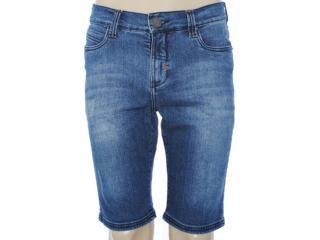Bermuda Feminina Dzarm Z49u Sn565z Jeans - Tamanho Médio
