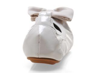 dae8418b7 Sapatilha Molekinha 2075100 Branco Off Comprar na Loja...