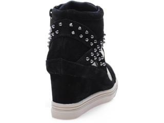 a9b0e8e86b Sneaker Via Marte 13-3908 Pretoprata Velha Comprar na...