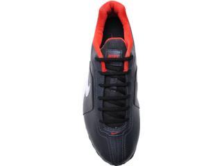 2a5896f9aa5 Tênis Nike 512768-007 IMPAX EMI Pretobrancovermelho...