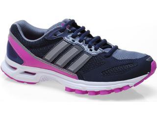 Tênis Feminino Adidas G65111 Kanadia Road w Marinho/violeta - Tamanho Médio