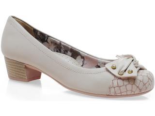 Sapato Feminino Campesi 3353 Avelã - Tamanho Médio