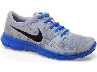 Tênis Masculino Nike 525762-009 Flex Experience rn Cinza/royal - Tamanho Médio