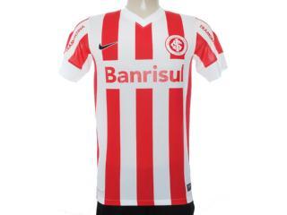 Camisa Masculina Inter 527922-106 Branco/vermelho - Tamanho Médio