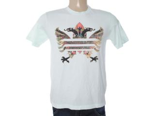 Camiseta Masculina Cavalera Clothing 01.01.7021 Verde - Tamanho Médio