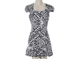 Vestido Feminino Dopping 018032003 Preto - Tamanho Médio
