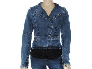 Casaco Feminino Coca-cola Clothing 483200078 Jeans - Tamanho Médio