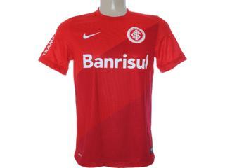 Camiseta Masculina Inter 545709-612 Sci ss Home Repl js Vermelho - Tamanho Médio