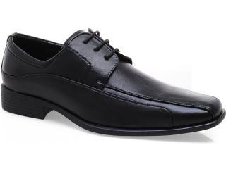 Sapato Masculino Broken Rules 89032 Preto - Tamanho Médio