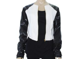 Jaqueta Feminina Coca-cola Clothing 323200225 Off White - Tamanho Médio