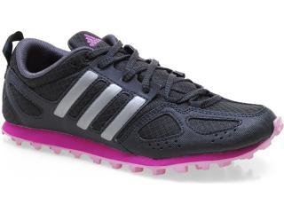 Tênis Feminino Adidas Q22230 xc tr w Grafite/violeta - Tamanho Médio