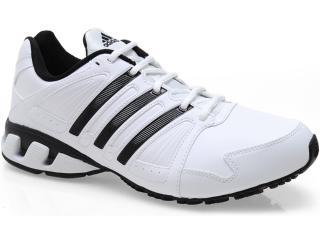 Tênis Masculino Adidas G57040 100 Flow m Branco/preto - Tamanho Médio