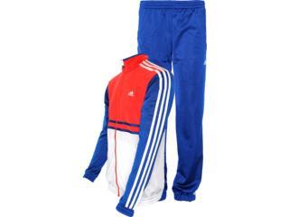 Abrigo Masculino Adidas Z32749 ts Bts kn oc Azul/branco/vermelho - Tamanho Médio