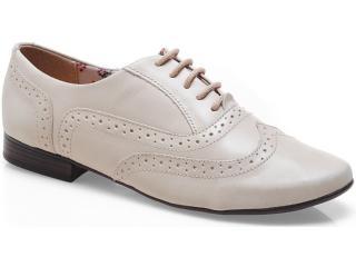 Sapato Feminino Bottero 186301 Nude - Tamanho Médio