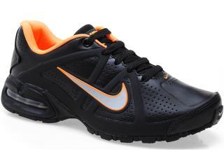 Tênis Feminino Nike 580433-001 Wmns Air Max Lte 3 sl e  Preto/laranja - Tamanho Médio