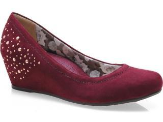 Sapato Feminino Campesi 3371 Bordo - Tamanho Médio