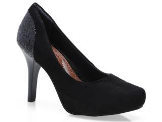 Sapato Feminino Ramarim 13-23101 Preto - Tamanho Médio