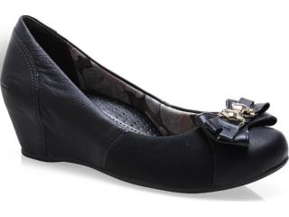 Sapato Feminino Campesi 3378 Preto - Tamanho Médio