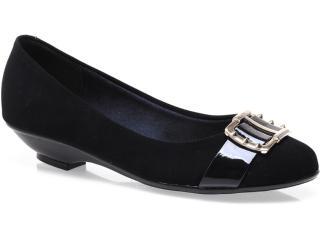 Sapato Feminino Moleca 5079727 Preto - Tamanho Médio