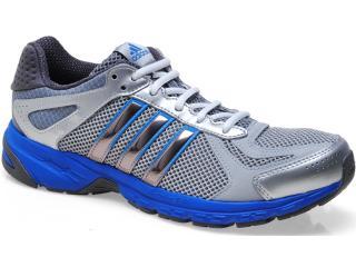 Tênis Masculino Adidas Q21094 Duramo 5m Prata/azul - Tamanho Médio