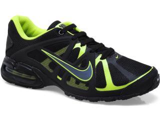 Tênis Masculino Nike 580429-002 Air Max Lte 3 Preto/limão - Tamanho Médio