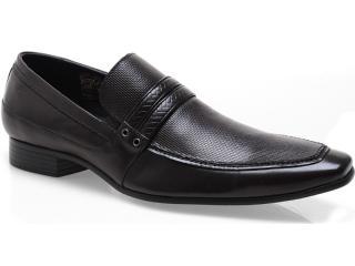 Sapato Masculino Democrata 451050 Tropic Café - Tamanho Médio