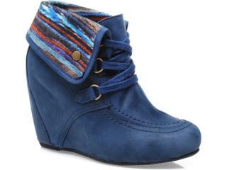 Sneaker Feminino Cravo e Canela 94403/11467 Carbono - Tamanho Médio