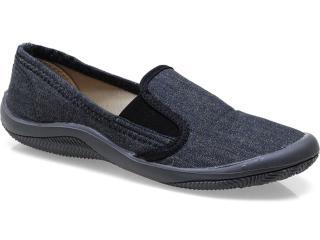 Sapato Feminino d Moon 504 Zafira - Tamanho Médio