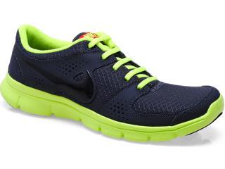 Tênis Masculino Nike 525762-012 Flex Experience rn Chumbo/limão - Tamanho Médio