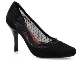 Sapato Feminino Ramarim 13-4103 Preto - Tamanho Médio