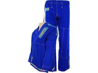 193022bd2 Kimono Best Defense 5163 Azul Comprar na Loja online...