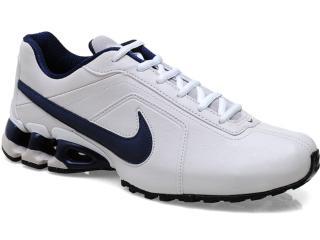 Tênis Masculino Nike 512768-010 Impax Emirro ii Gelo/marinho - Tamanho Médio