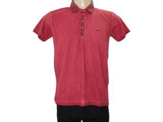 Camisa Masculina Dopping 015463042 Vermelho - Tamanho Médio