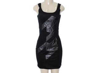 Vestido Feminino Dopping 018033011 Preto - Tamanho Médio