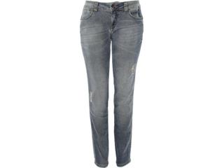 Calça Feminina Dopping 012313073 Jeans - Tamanho Médio