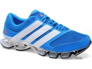 Tênis Masculino Adidas V21110 Titan Azul - Tamanho Médio