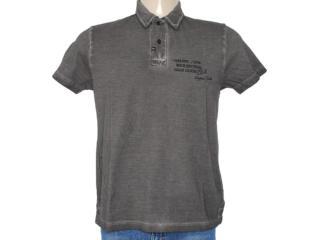 Camisa Masculina Index 19.08.000037 Chumbo - Tamanho Médio