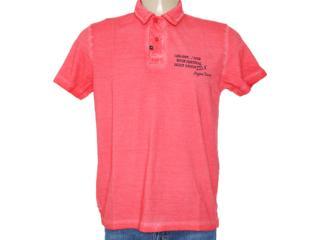 Camisa Masculina Index 19.08.000037 Vermelho - Tamanho Médio